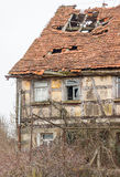 Rundown old farmhouse Royalty Free Stock Photography