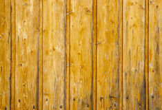 Rundown wooden background Stock Images