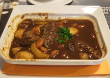Rundvlees Bourgondië Royalty-vrije Stock Fotografie