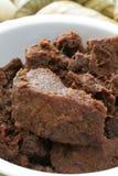 Rundvlees Rendang Royalty-vrije Stock Afbeeldingen