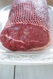 Rundvlees roosterende verbinding stock afbeeldingen