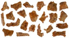 Rundvlees in saus Royalty-vrije Stock Afbeeldingen
