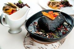 Rundvleeslapje vlees Royalty-vrije Stock Fotografie