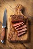 Rundvleeslapjes vlees Royalty-vrije Stock Foto