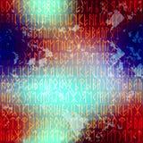 Rune seamles Hintergrund Lizenzfreie Stockbilder