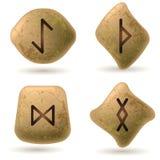 Runen vector illustratie