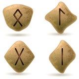 Runen Royalty-vrije Stock Afbeelding