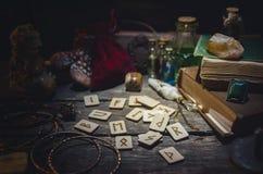 runes fotografia de stock royalty free