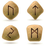 Runes Royalty Free Stock Photo