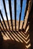 Ruïnes Royalty-vrije Stock Afbeeldingen