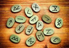 Runes Images stock