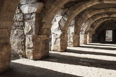 Ruïnes van Oude stad Smyrna Izmir, Turkije Stock Afbeeldingen