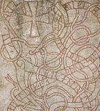 Runestone Fotografia Stock Libera da Diritti