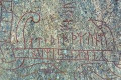 Runestone Immagini Stock Libere da Diritti