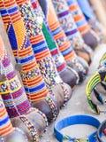 Rungu di Maasai Fotografia Stock