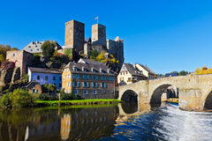 Runkel, Germany Stock Photos