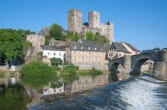 Runkel,Westerwald,Germany Royalty Free Stock Images