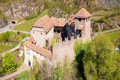 Free Runkelstein Castle Or Castel Roncolo Stock Image - 166237431