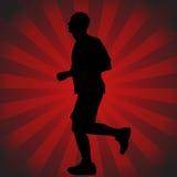 Runner Royalty Free Stock Photo
