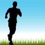 Runner Royalty Free Stock Photos