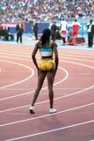 The Runner Stock Photo
