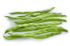 Runner beans Royalty Free Stock Photos