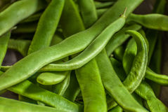 Runner Beans Royalty Free Stock Images