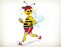 Runner-Bee Stock Images