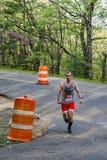 Runner, 2021 Blue Ridge Marathon