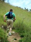 Runner Hill Stock Photo