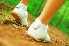 Runner Legs Stock Photography