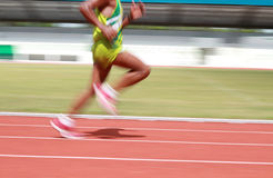 Runner Royalty Free Stock Photography
