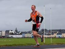 Runner, triathlon Royalty Free Stock Images