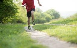 Runner Stock Image