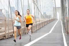 Free Runners Stock Image - 26406351