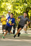 Runners Stock Photo