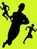 Runners Stock Photos
