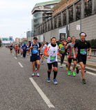 Milano City Marathon Stock Image