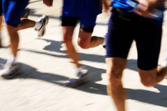 Free Runners Legs Stock Photography - 4813292