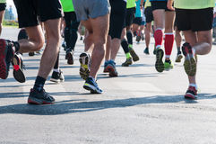 Runners Stock Photography
