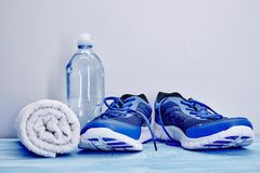 Runners Royalty Free Stock Photo