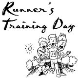 Runners Training Day Royalty Free Stock Photography