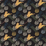 Runnig rabbit - seamless pattern Stock Image