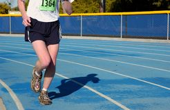 Running. Man running stock images