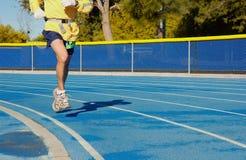Running. Man running stock photo