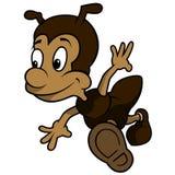 Running Ant Stock Photos