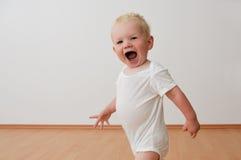 Running around Royalty Free Stock Image