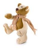Running bear Royalty Free Stock Photo
