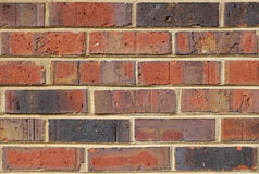 Running bond brick texture Royalty Free Stock Photography