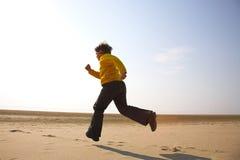 Free Running Boy Royalty Free Stock Photography - 12943417